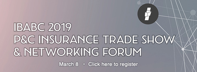 IBABC 2019 P&C Insurance Tradeshow & Networking Forum